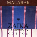 Malabar Zaika Handwoven Cotton