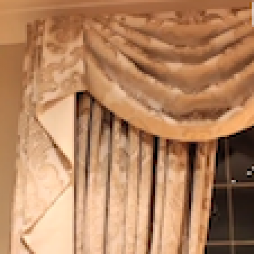 Curtains Swags Amp Tails